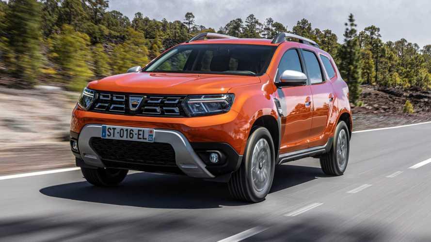 Dacia Duster (2021): Facelift und endlich wieder Automatik