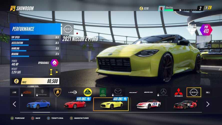 Yeni Nissan Z 445 hp gücünde mi olacak?