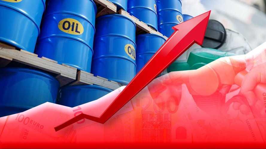 Petrolio in fiamme, salgono i prezzi di benzina e gasolio
