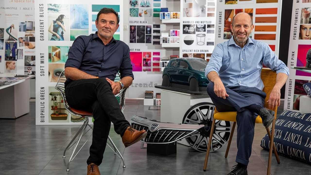 Lancia yeni tasarım patronu