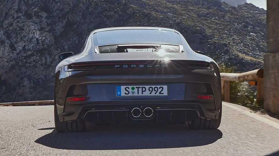 Nuova Porsche 911 GT3 Touring, 510 CV di sobrietà senza alettone