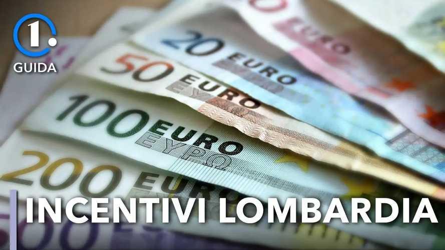 Lombardia, incentivi auto giugno 2021: ecco come funzionano
