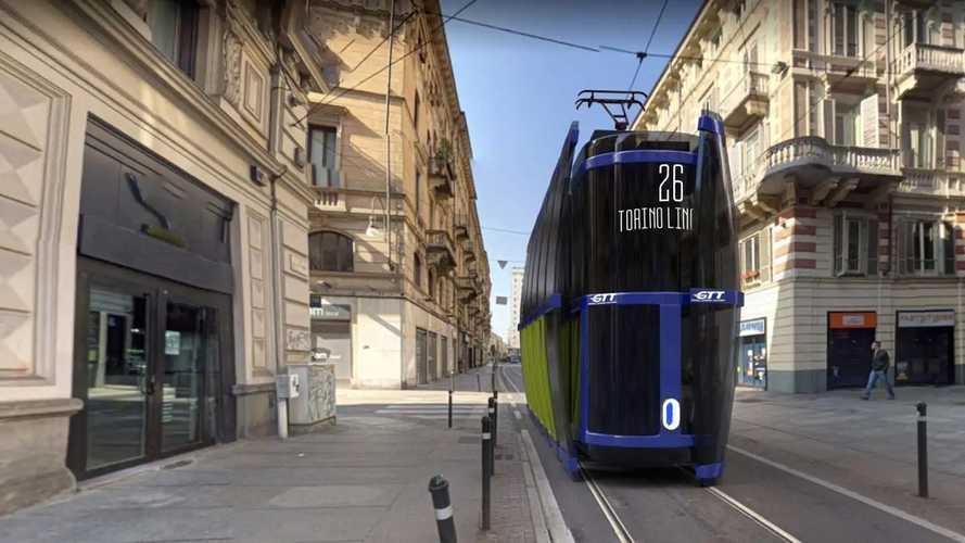 Trasporti, ecco l'idea del tram a 2 piani che risparmia energia