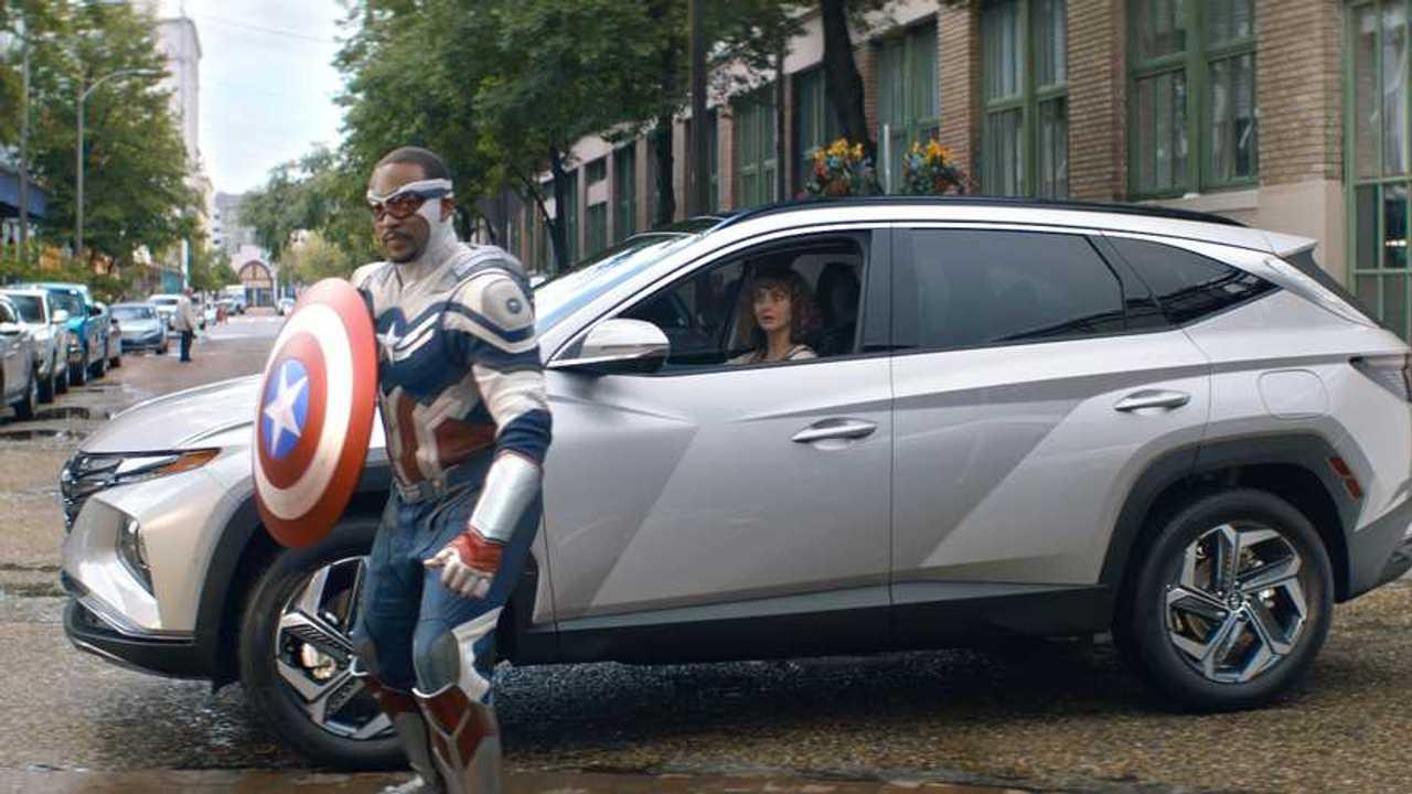 Hyundai Tucson Gets Marvel Studios tie-in campaign.
