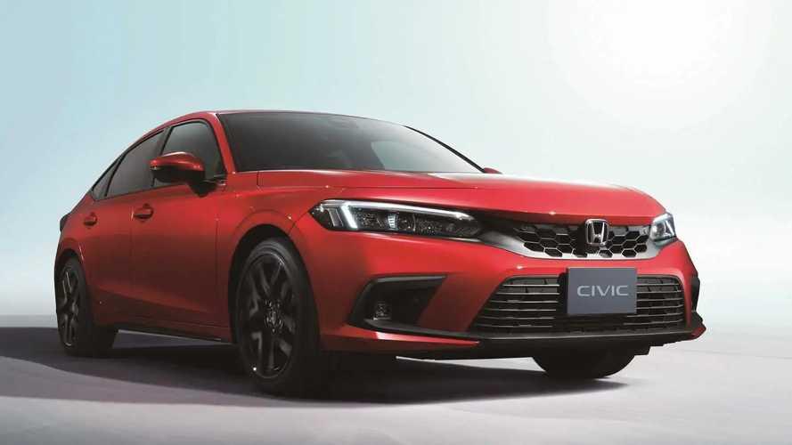 Honda Civic Fünftürer (2022)