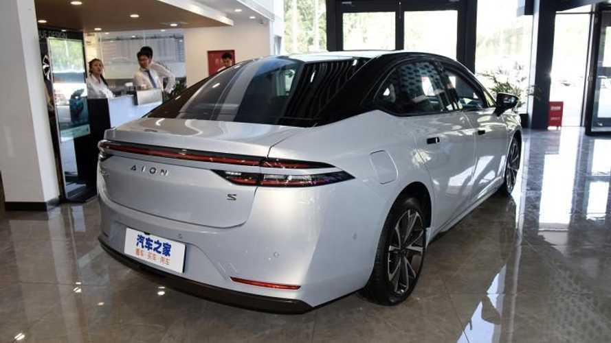 GAC Aion рассказал о новой технологии зарядки