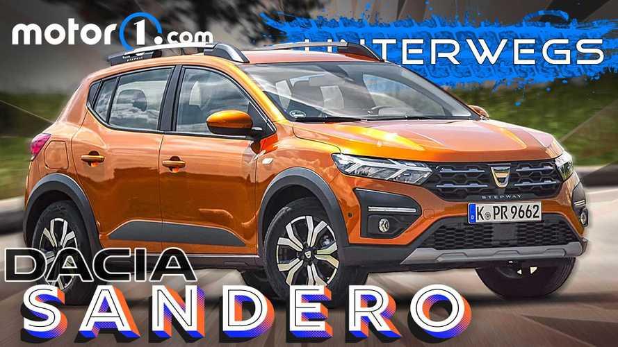Video: Dacia Sandero Stepway TCe 90 CVT im Test