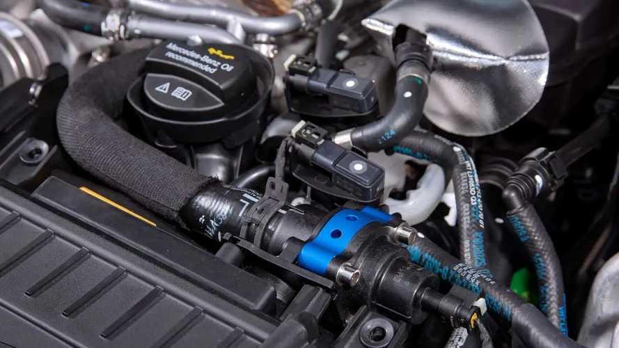 Mercedes-AMG E 63 S par Posaidon