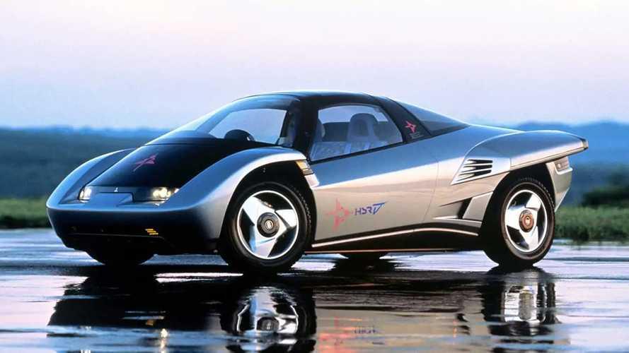 Concept oublié - Mitsubishi HSR (1987 à 1997)