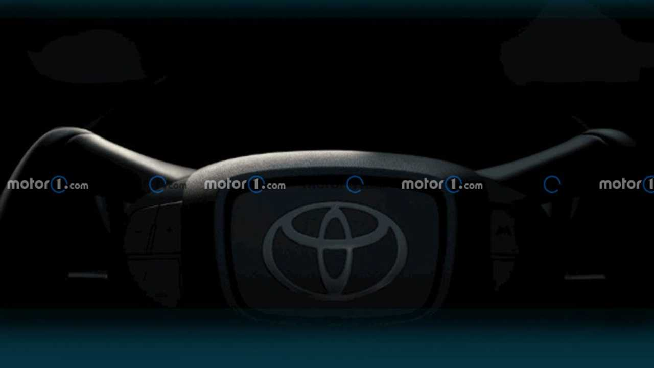 Toyota Beyond Zero electric SUV teaser