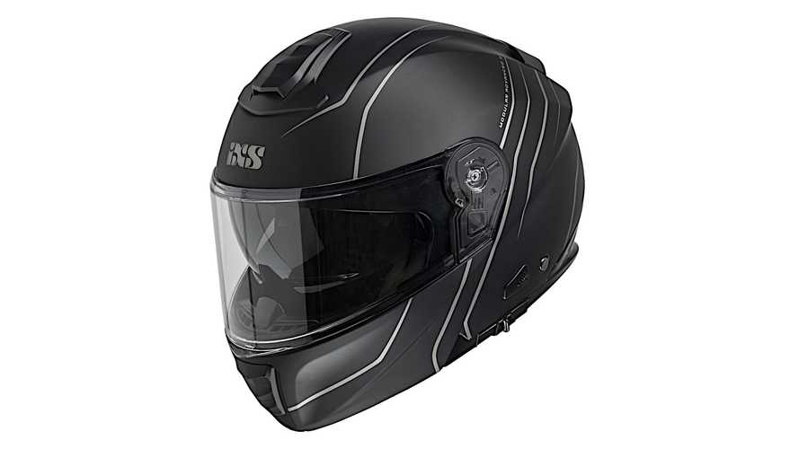 IXS Introduces New Modular Helmet Just In Time For Spring Riding
