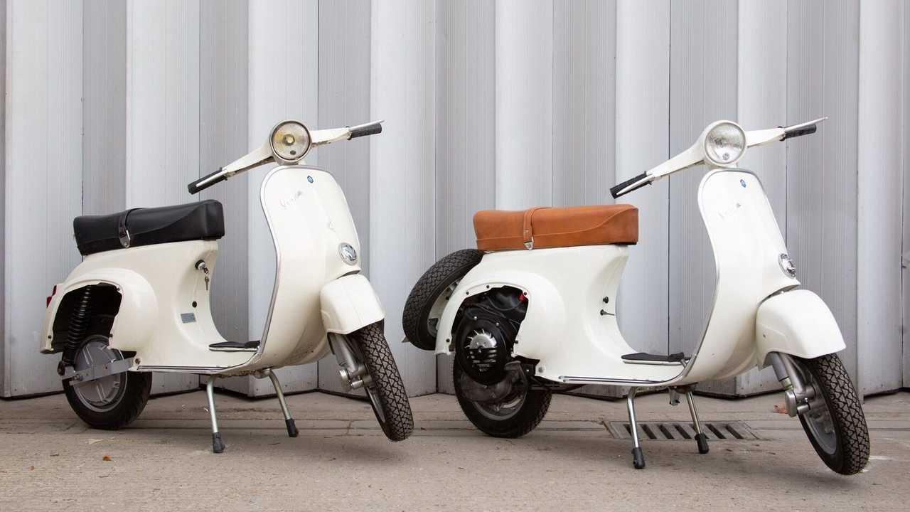 Project:E: Vintage Vespa Electric Motor Conversion - Main