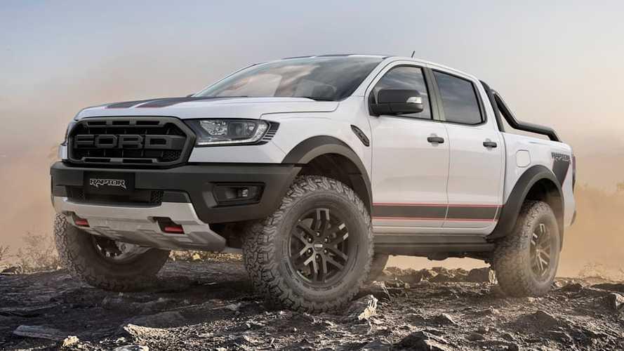 Ford Ranger Raptor X é apresentada na Austrália