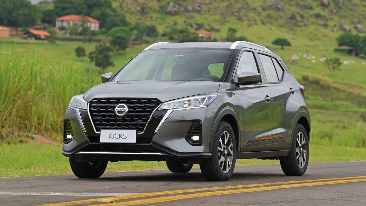Nissan Kicks Sense CVT 2022