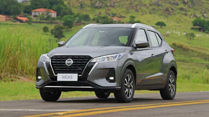 Nissan Kicks PCD volta a ter isenção de IPI e parte de R$ 84 mil