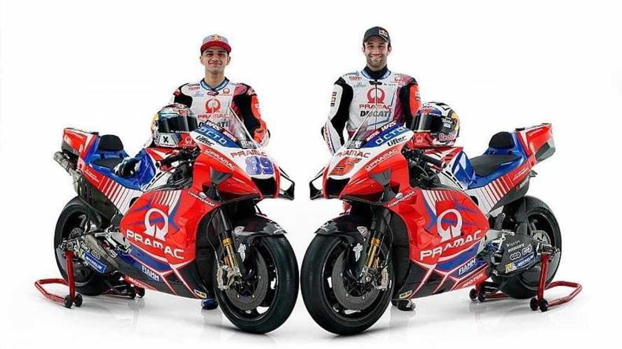 2021 Pramac Ducati Team - Main