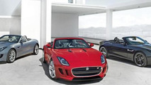 Jaguar F-Type leaked photo? - low res 19.9.2012