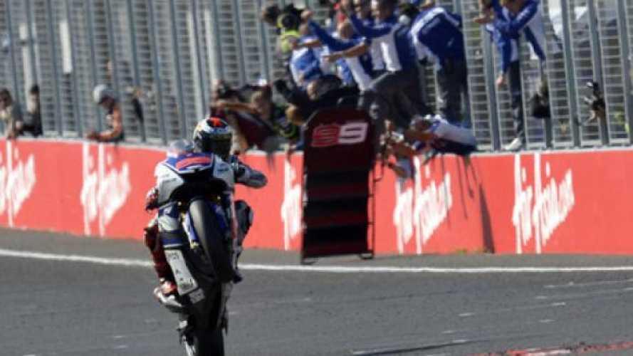 MotoGP 2012: Il secondo titolo di Jorge Lorenzo