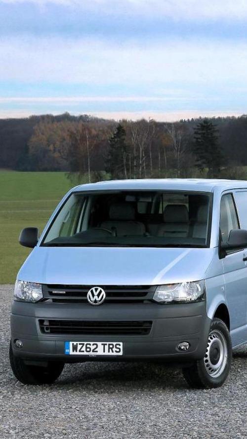2013 Volkswagen Transporter BlueMotion introduced