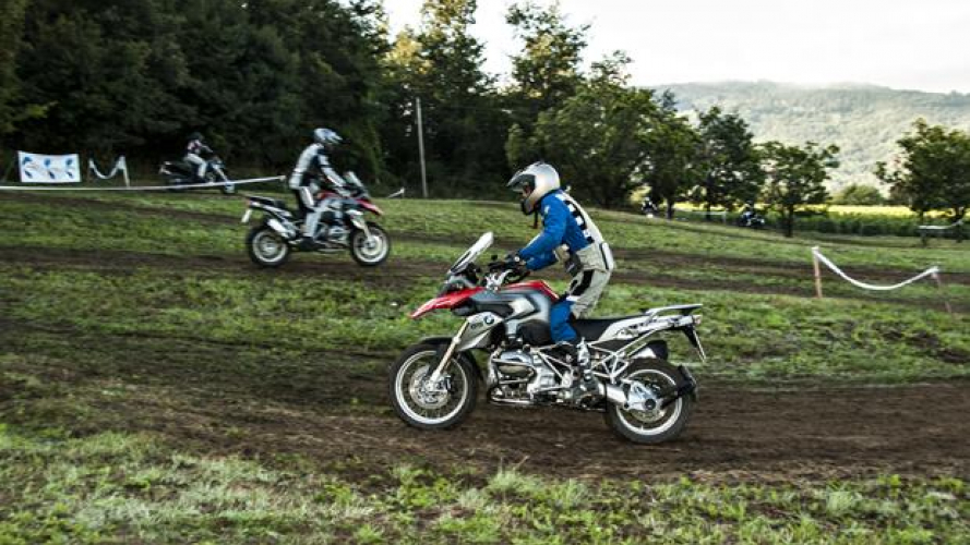 BMW GS Academy: le date 2014