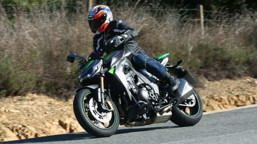 Kawasaki Z 1000 2014 - VIDEO TEST
