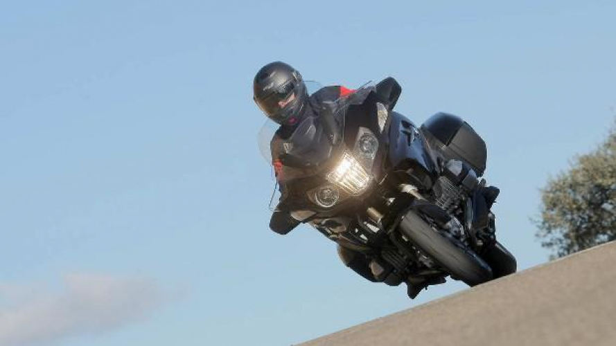 Richiamo per la BMW R 1200 RT 2014