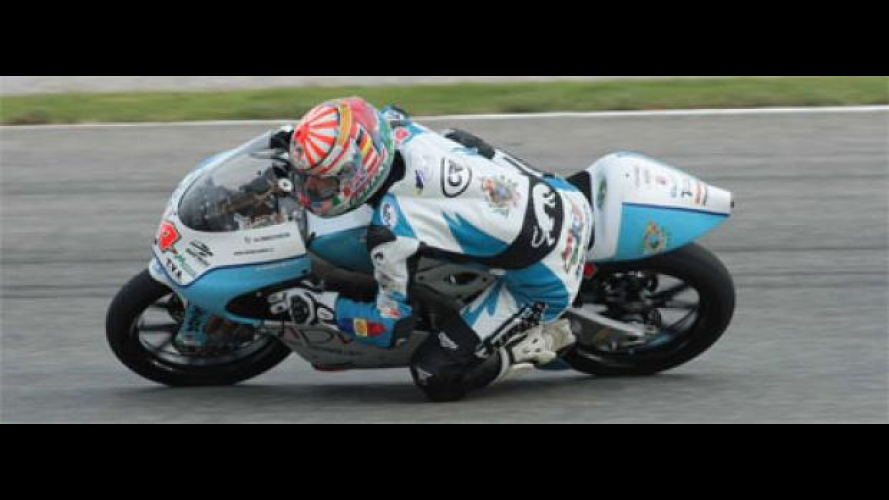 Moto2 2011: Valentin Debise col team Speed Up