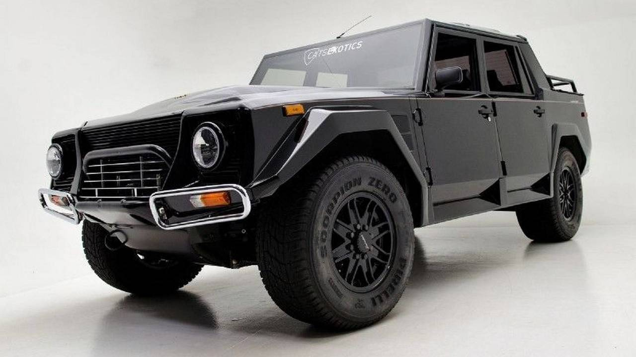 Forget The Urus We Would Rather Have This Sinister Lm002 Instead