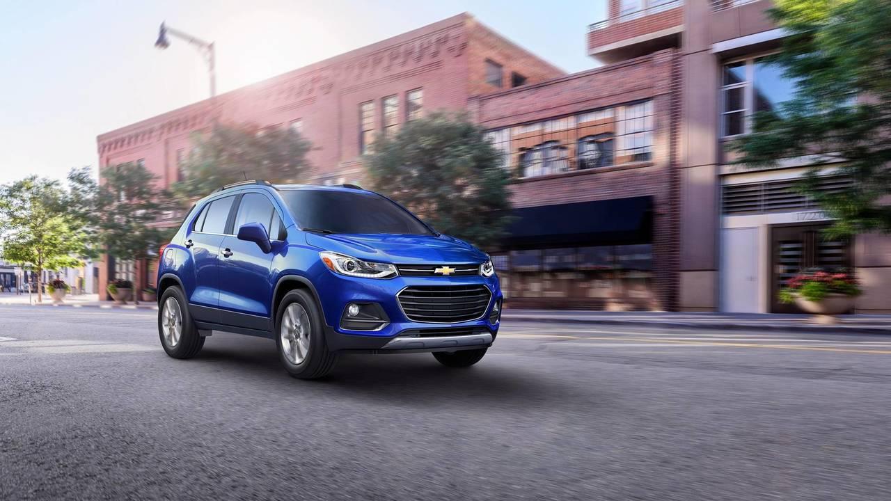 9. Chevrolet Trax LS: $21,945