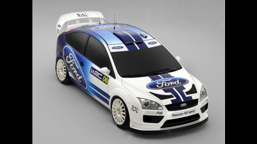 Ford Focus 2006 RS WRC concept