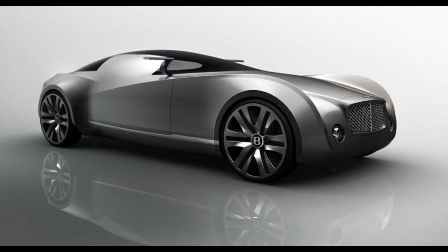 Quattro giovani designer per Bentley