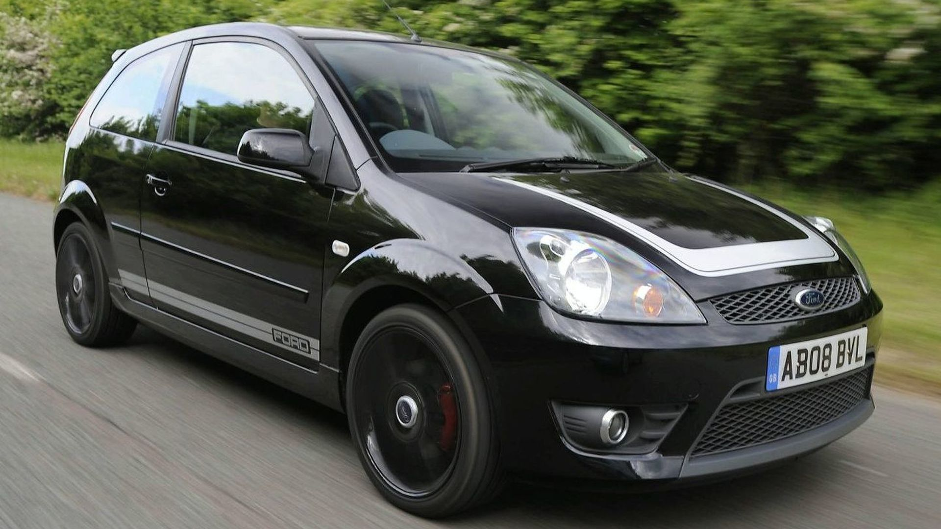 Ford Fiesta St 500 Limited Edition Uk