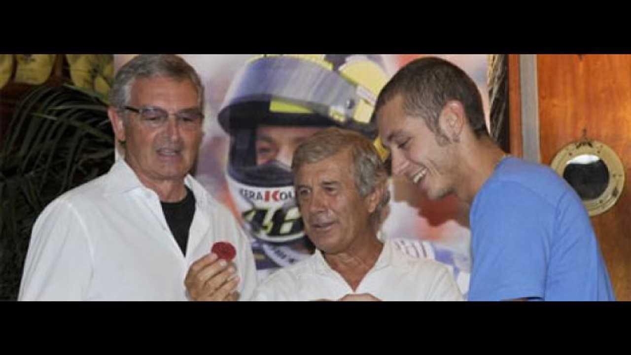 Rossi for President in AGV