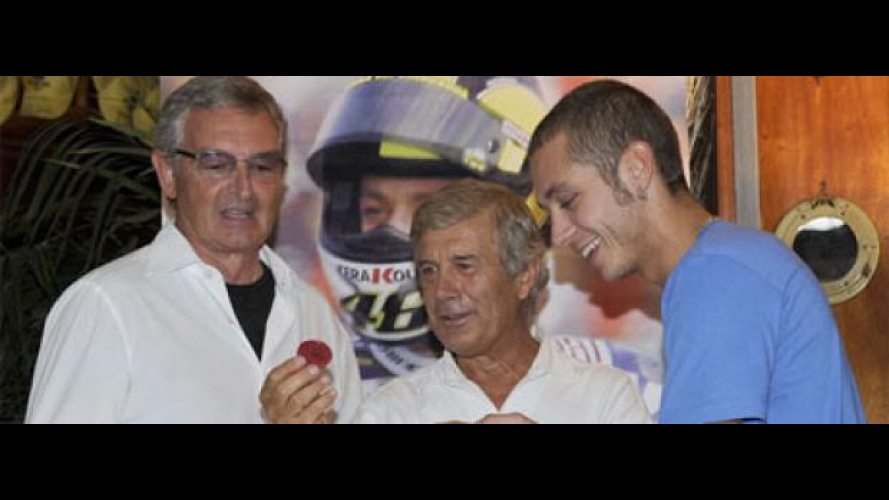 Rossi for President in AGV