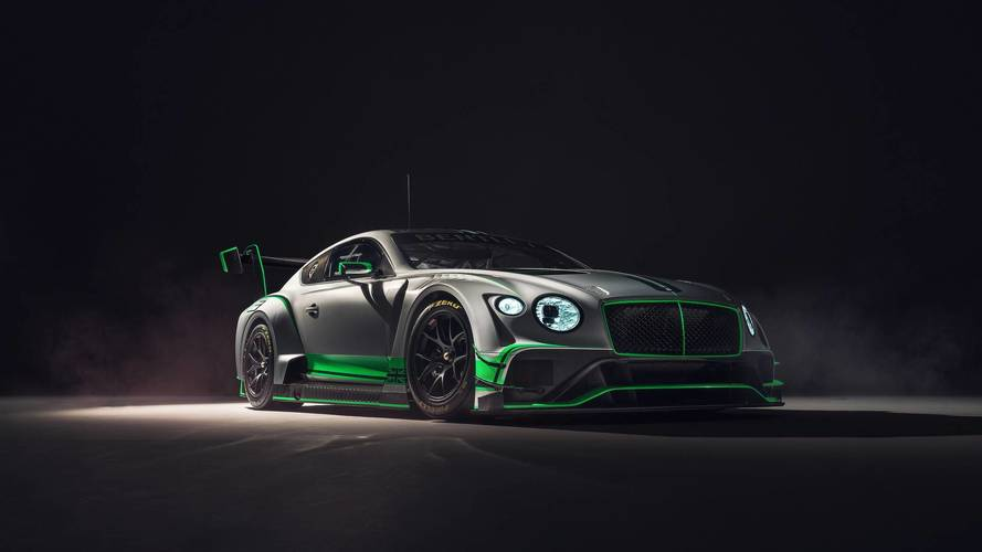 La Bentley Continental GT enfile sa combinaison GT3
