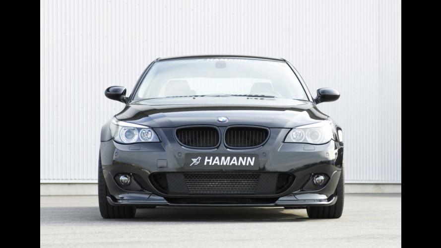 BMW 535d by Hamann: 350 cv diesel!