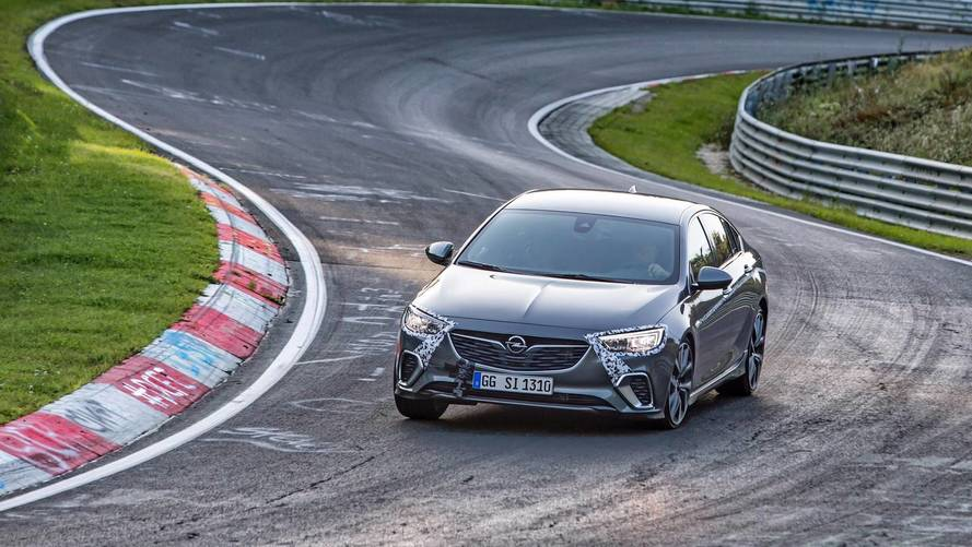 Vauxhall Insignia GSi spanks VXR on the 'Ring