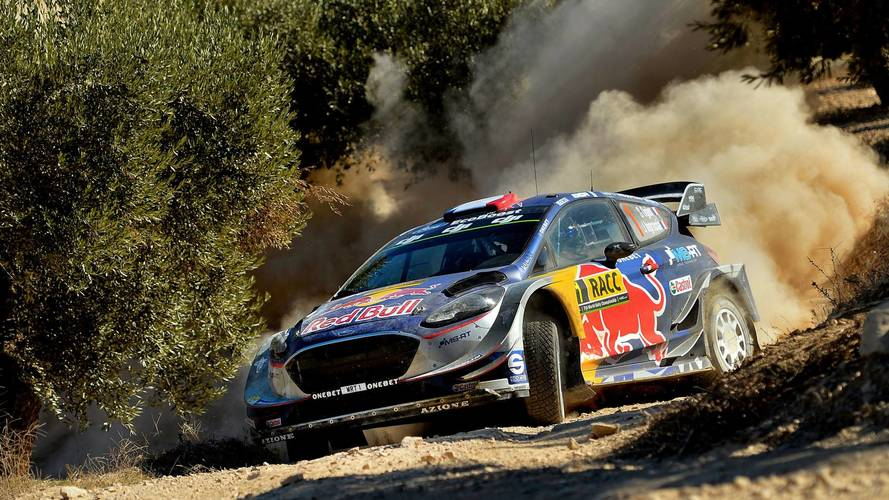 World Rally Championship to launch at Autosport show