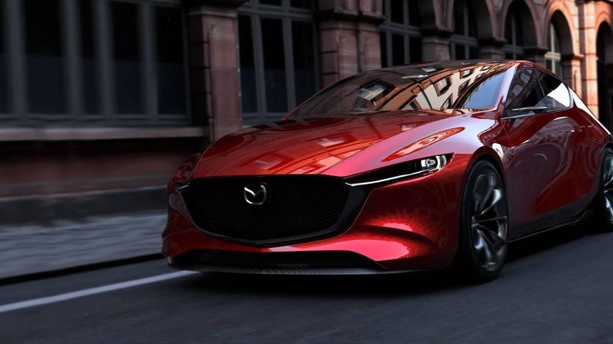 Az új Mazda3 előfutára lett a Kai tanulmány
