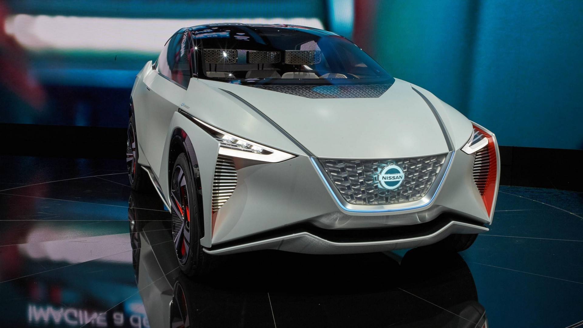 Nissan Previewed EV SUV To Dealers; 0-60 In Under 5 Seconds