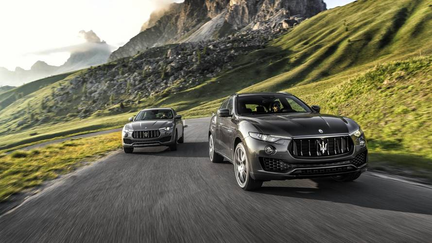 Maserati Levante gets new petrol engine option