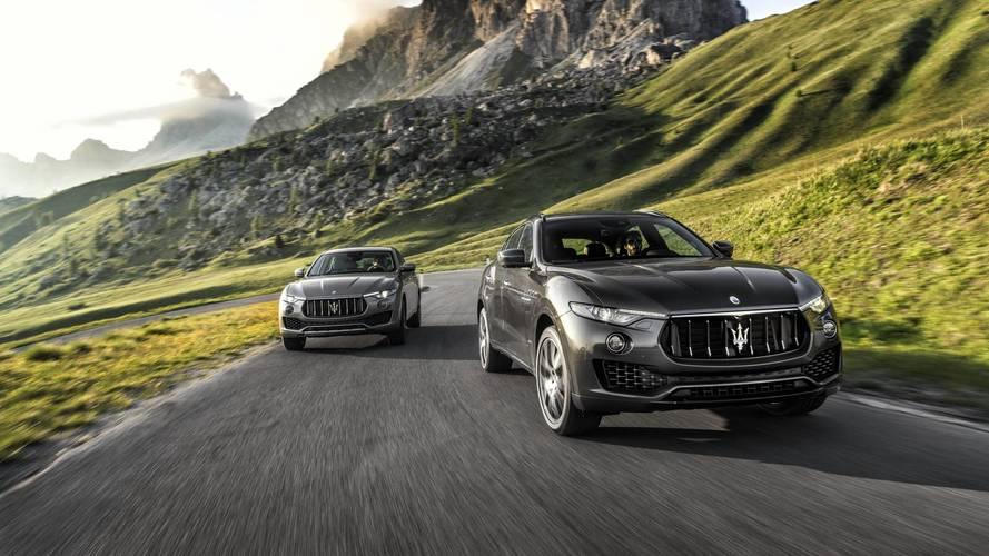Maserati Levante gets new petrol engine option
