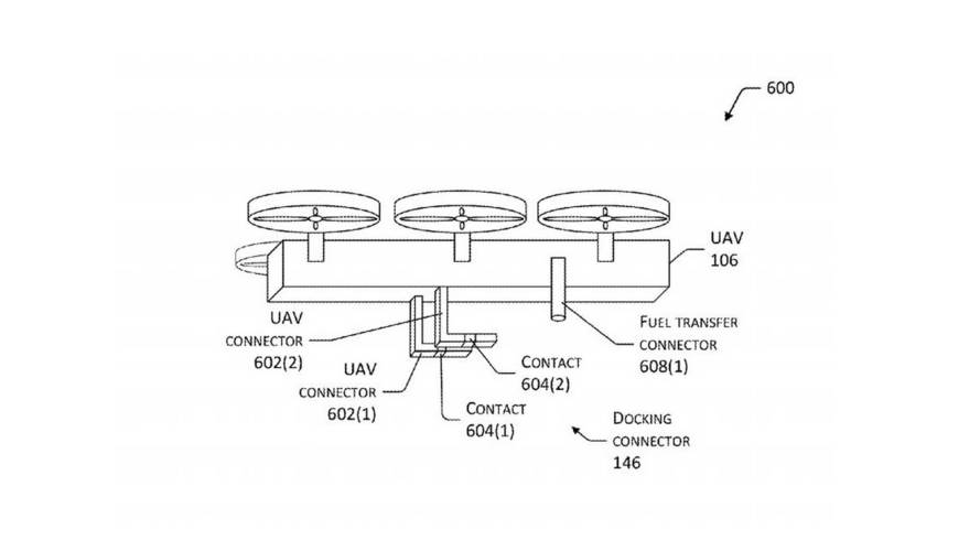 Amazon Patents Drone That Will Recharge Your Electric Car