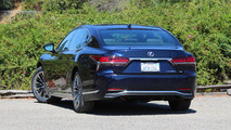 2018 Lexus LS 500h: Review