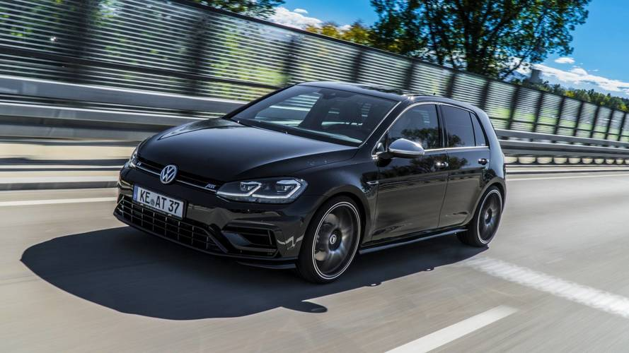 ABT imzalı 400 beygirlik VW Golf R tam bir R400 alternatifi