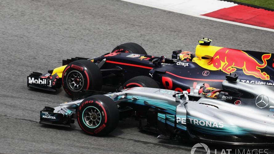 Verstappen impone su ley en Sepang y Vettel acaricia el podio