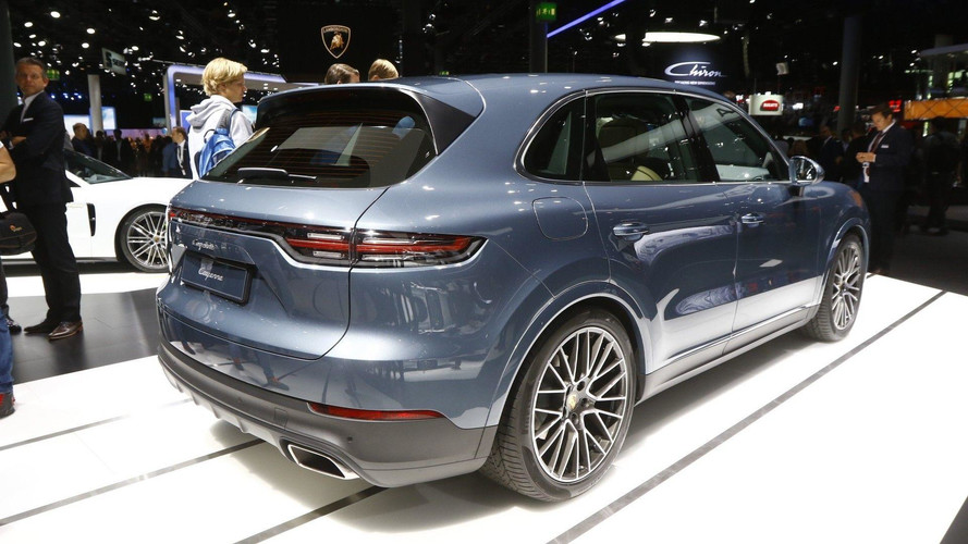 VIDÉO - À la découverte du nouveau Porsche Cayenne