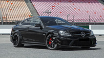 Mercedes C63 AMG Black Series Conversion