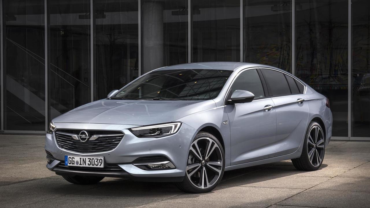 Opel Insignia 2018