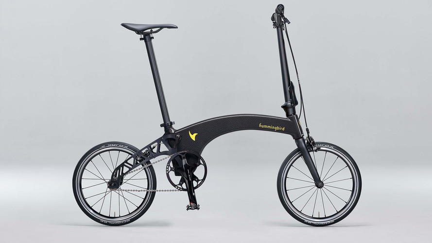 Prodrive's Racing Knowhow Leads To World's Lightest Folding Bike